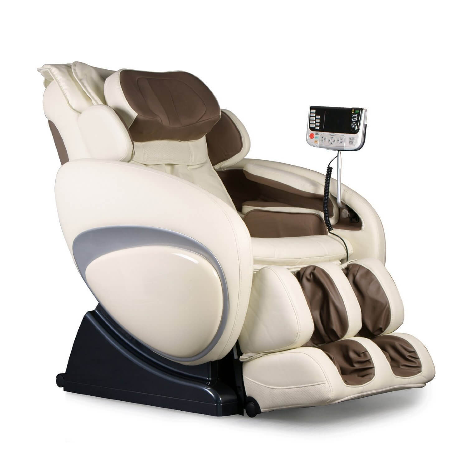 Top 8 best massage chairs 2017 reviewed buyer 39 s guide for Gaming shiatsu massage chair